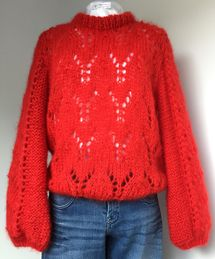 ITALY julie sweater rood